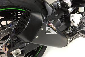 IXIL RC1 Roestvrijstalen uitlaatdemper voor Honda CBR 500 R / CB 500 F, 19- (PC62,PC63) (Euro 4)