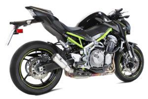 ixrace T?umik ze stali nierdzewnej MK2 dla Kawasaki Z 900 2020- (ZR900F)