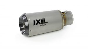 ixil RC stal nierdzewna kompletny system Z 650/650 Ninja, rok 20