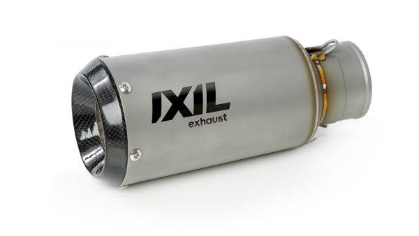 Z 900 IXRACE MK2 Edelstahl-Endtopf f/ür Kawasaki Z 900 2020- ZR900F