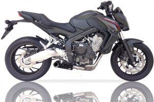 IXIL SX1 Auspuff Komplettanlage, für Honda CB 650 F/CBR 650 F