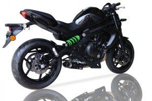 IXIL SX1 Edelstahl-Komplettanlage, für Kawasaki Versys 650, 17- (Euro4)