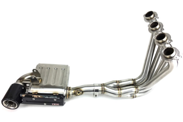 IXIL SX1 rostfritt helsystem ljuddämpare, Kawasaki Z 900, 17-