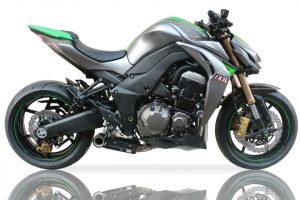 IXIL SX1 Komplettanlage, für Kawasaki Z 1000, Z 1000 SX