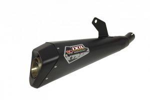 IXIL X55 rostfritt helsystem ljuddämpare, Honda CB 650 F/CBR 650 F, 14-