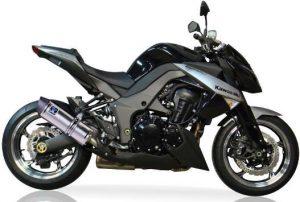 IXIL HEXOVAL XTREM rostfri ljuddämpare, Kawasaki Z 1000, 10-, Z 1000 SX 11-