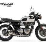 IXIL IRONHEAD Triumph Bonneville T120, 16-