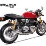 IRONHEAD Triumph Thruxton 1200, 16-