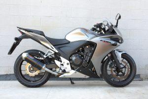 TAKKONI till Honda CBR 500 R & CB 500 F, 16- (Euro4)