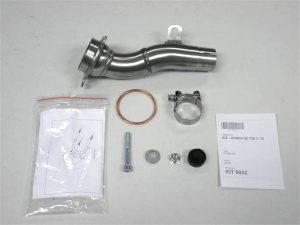 IXIL Adapterrör NC 700 X/S, 12-, NC 750 X/S, Integra, 14-