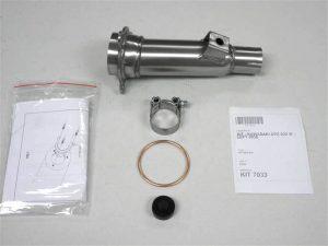 Adapterrör till GPZ 500 S, vänster