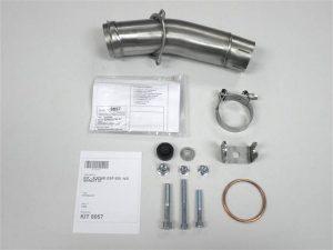 IXIL Adapterrohr GSF 650, 07-15, GSX 650 F, 08-15