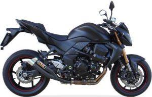 IXIL Hyperlow svart XL för Z 750 S/R, 07-12